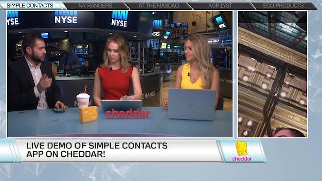 Joel Wishkovsky - CEO Simple Contacts