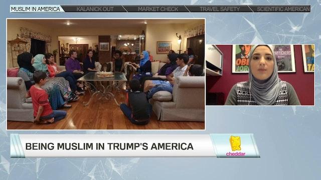Being Muslim in Trump's America