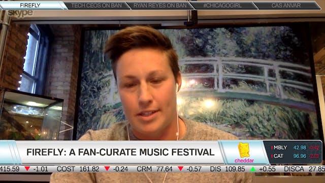 Firefly Music Festival on Its Fan-Cur...