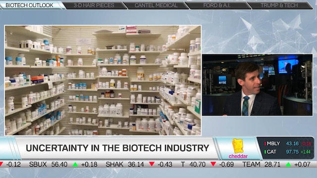 Kennen MacKay Talks About the Biotech...