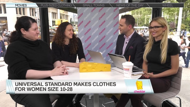 Universal Standard Makes Clothes that...
