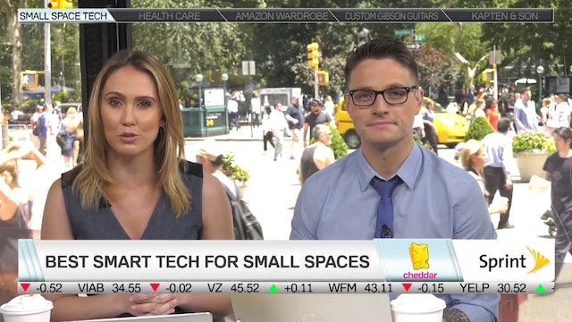 Smart Tech for Small Spaces