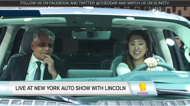 Live From the New York Auto Show