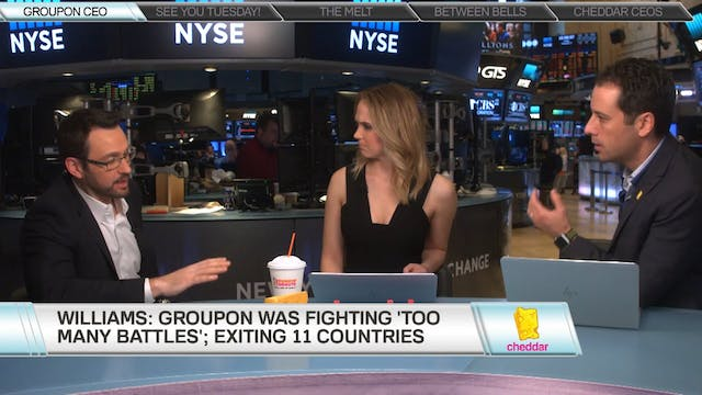 Groupon CEO Rich Williams on Customer...