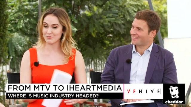 IHeartRadio CEO Bob Pittman Thinks MT...