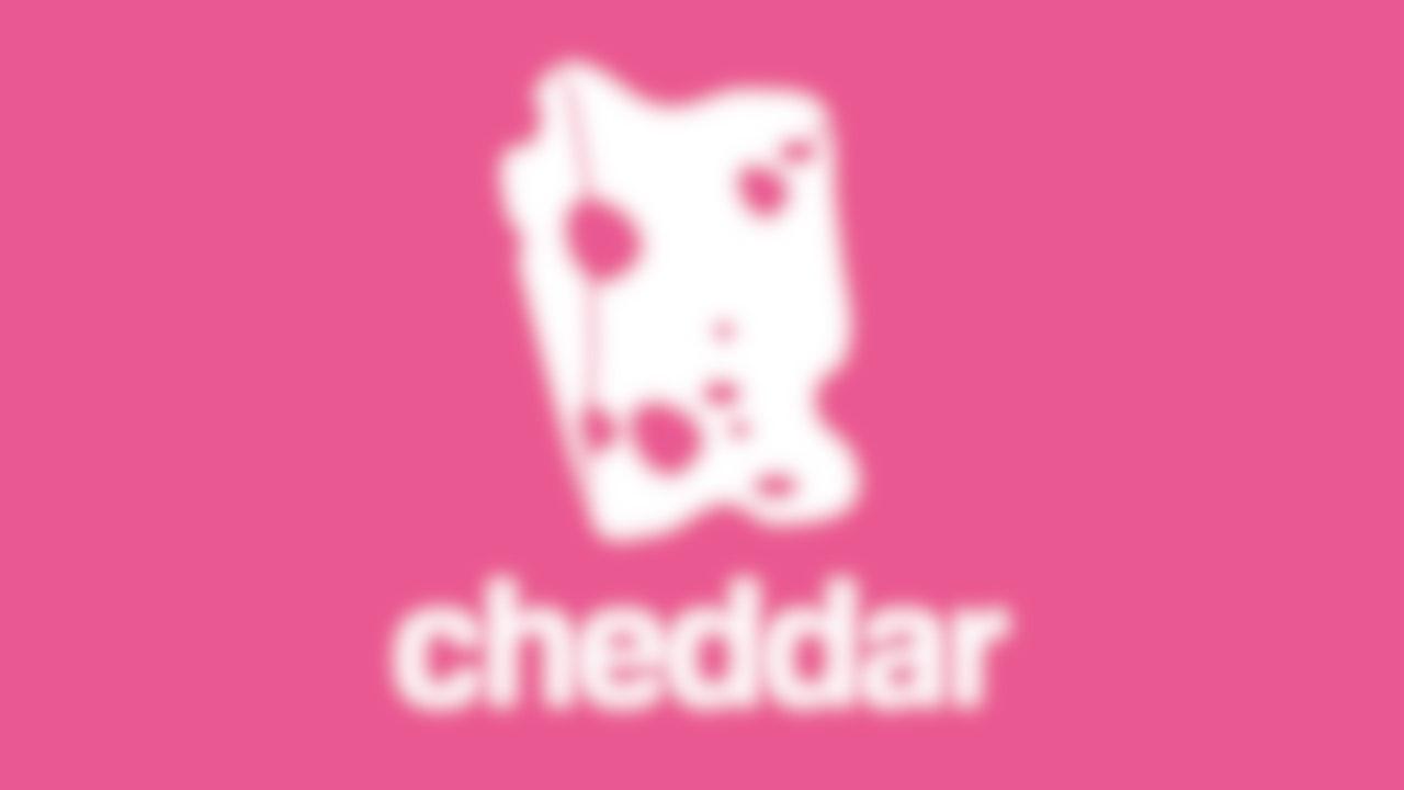 Cheddar Blurred
