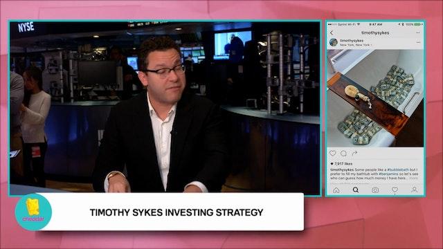 Self-made millionaire Timothy Sykes o...
