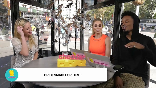 Why being a Bridesmaid for Hire isn't...