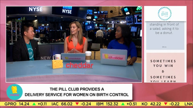 Founder Nick Chang: The Pill Club is ...