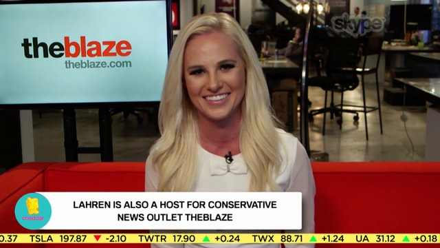 The Blaze TV Host Tomi Lahren on how ...