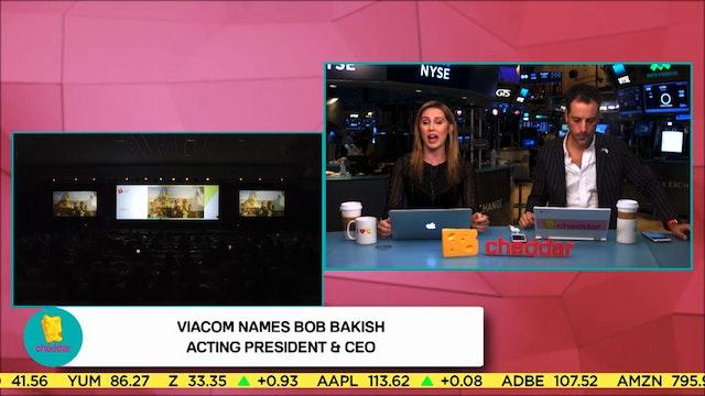 Viacom names Bob Bakish as acting pre...