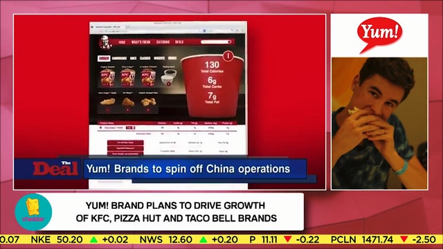 Here's how Yum! Brands gained success...