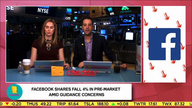 Why Facebook stock fell after strong ...
