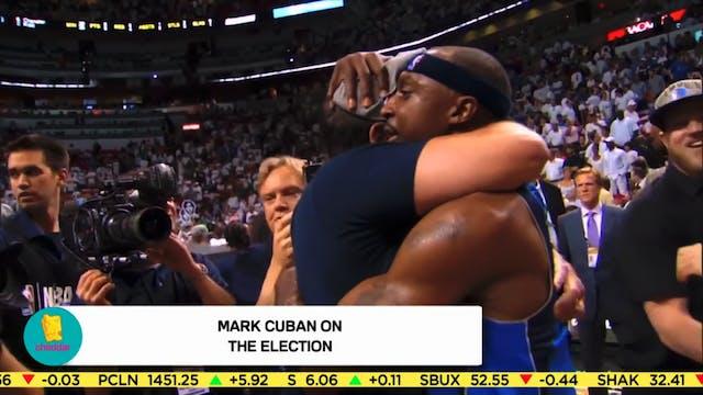 Marc Cuban discusses his political re...