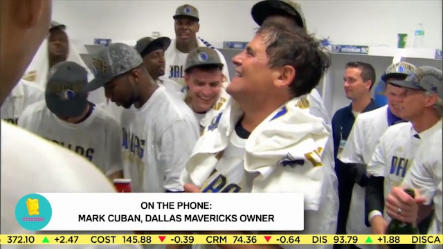 Mark Cuban on the challenges Facebook...