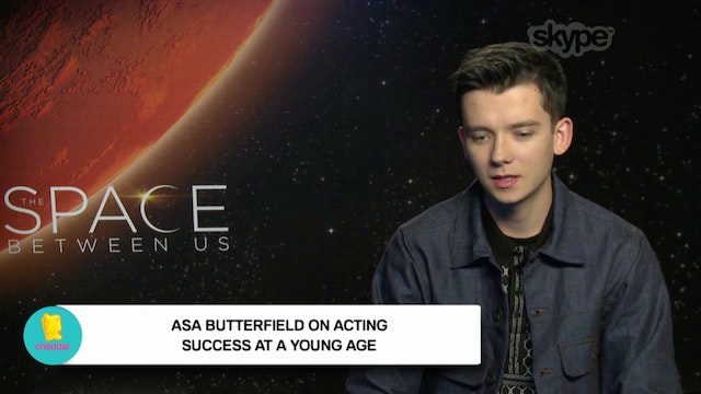 Is Asa Butterfield The One?