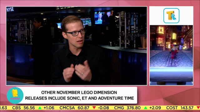 Lego Dimensions combines new characte...