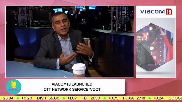 Viacom 18 Media CEO Sudhanshu Vats