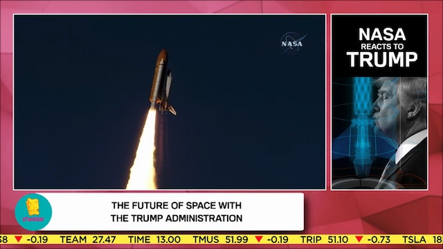 Trump's stance on NASA funding