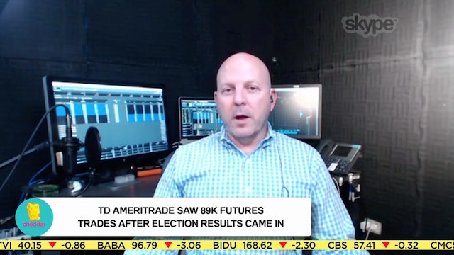 Tradewise's Tom White sees 89,000 fut...