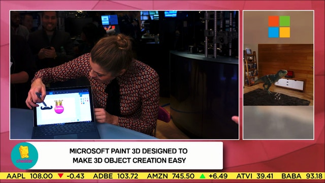 Microsoft Paint 3D lets users easily ...