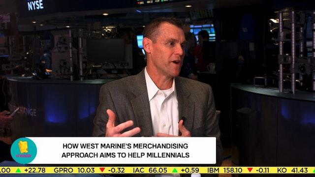 West Marine targets millennials by se...