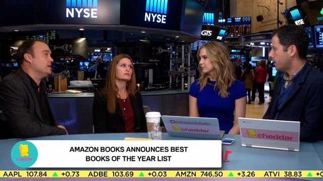 How Amazon chose its 100 Best Books o...