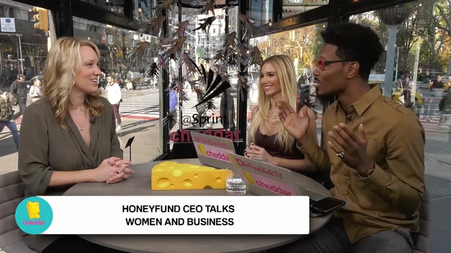 Honeyfund CEO Sara Margulis Talks Wom...