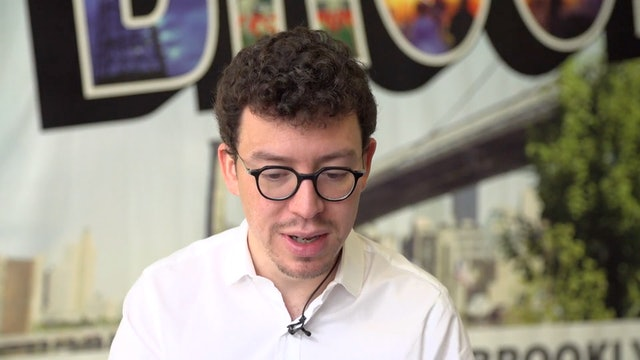 Luis Von Ahn, founder of CAPTCHA and Duolingo, says many of the society's big problems can be solved through crowdsourcing