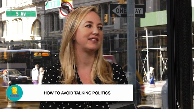 How to Avoid Talking About Politics D...