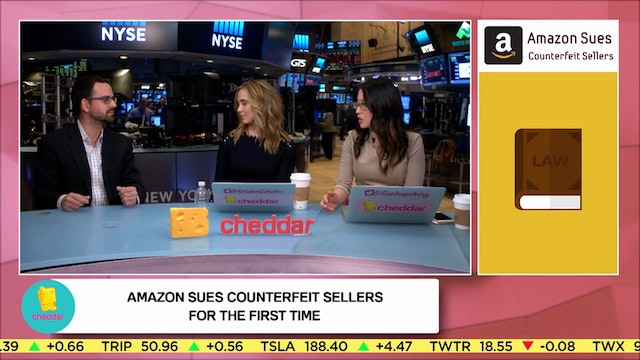 Ben Fox Rubin Discusses Amazon.com's ...
