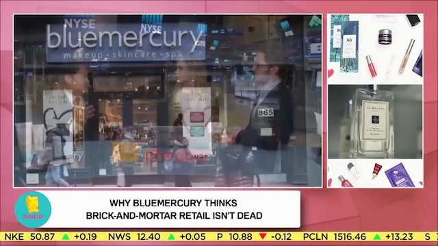 Why Bluemercury Thinks That Brick-and...