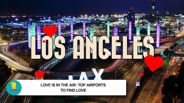 Happn's Top Romantic Airports