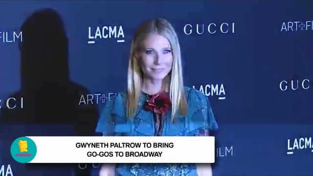 Gwyneth Paltrow Producing Go-Gos Musical