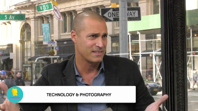Nigel Barker's YouTube Series