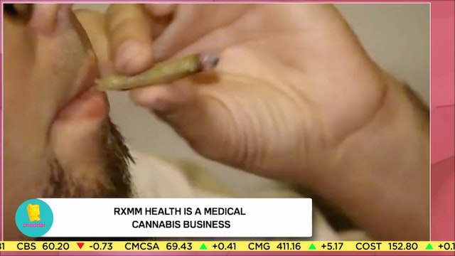 RxMM CEO Ross Lyndon James Shows Us H...