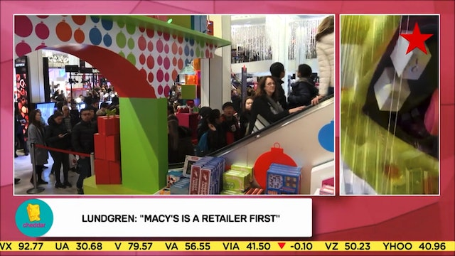 Macy's on Working With Retailers in A...