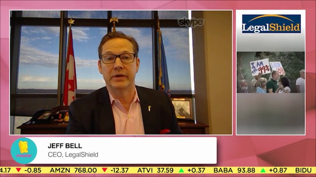 LegalShield CEO Jeff Bell on Protecti...