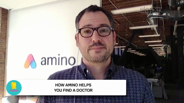 Amino's David Vivero Tells Us How to ...