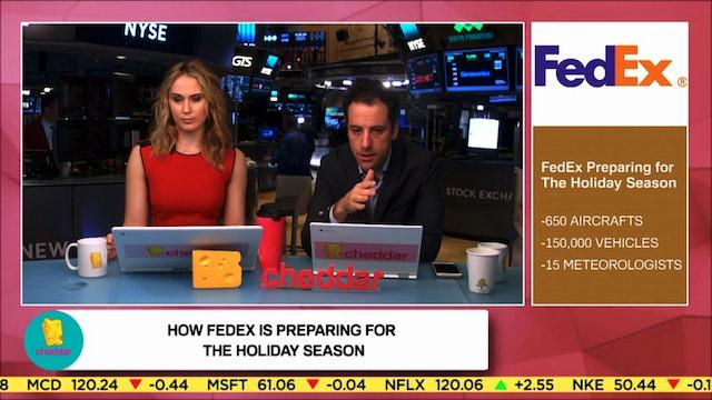 How FedEx Preps for the Holidays