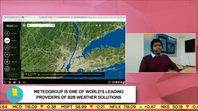 Weather Broadcast B2B MeteoGroup Talk...