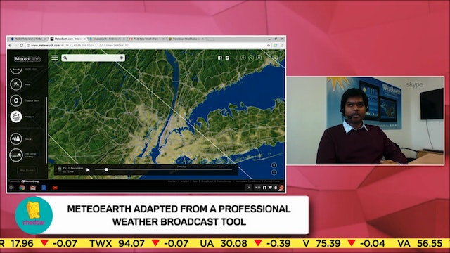 Weather Broadcast B2B MeteoGroup Talk...