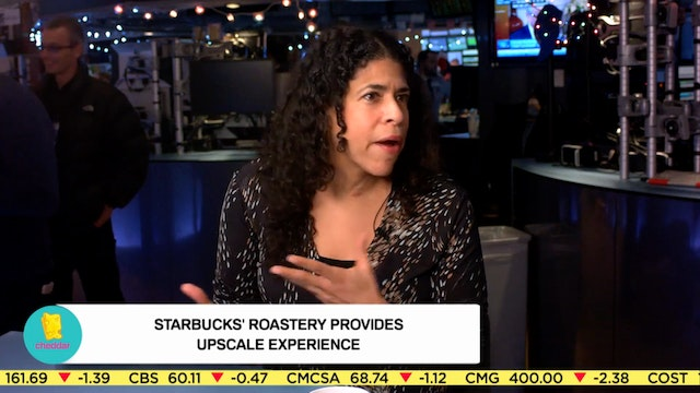 Barbara Thau Talks Starbucks' Upcomin...