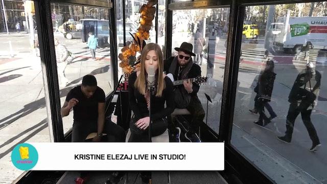 Kristine Elezaj Debuts Euphoria at th...