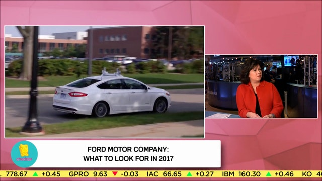 Ford's Sheryl Connelly on the Daily C...