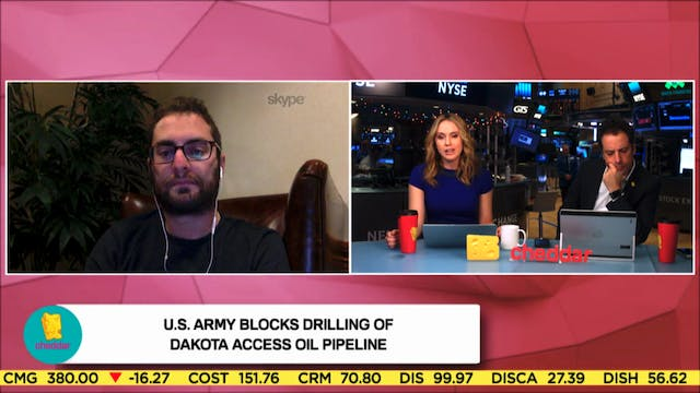 The Young Turks on Dakota Access Pipe...