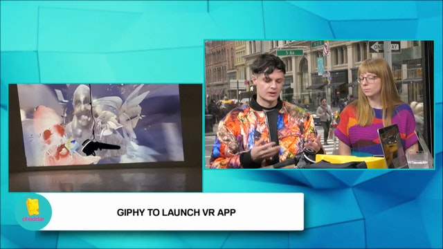 Giphy Set to Release VR App