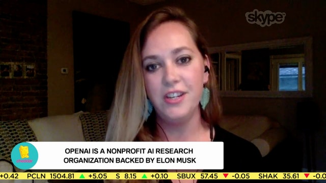 TechRepublic's Hope Reese Talks OpenA...