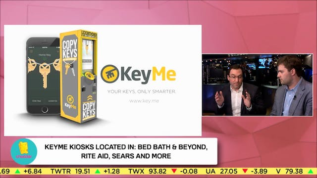 KeyMe CEO Greg Marsh on Wireless Key ...