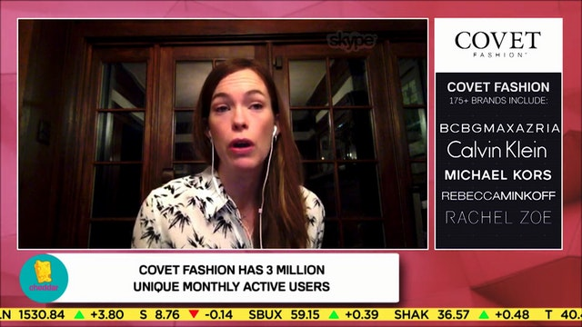 Covet Fashion's Demographics
